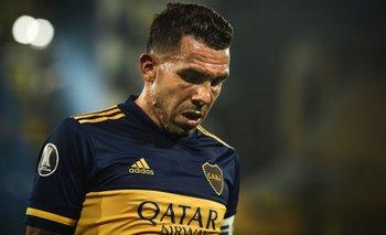 Copa Libertadores: Tevez alcanzó un nuevo récord con la camiseta de Boca | Fútbol
