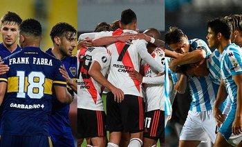 Copa Libertadores: los posibles rivales de los argentinos en octavos | Fútbol
