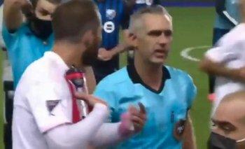 MLS: Higuaín fue expulsado por insultar al árbitro y su DT lo retó | Fútbol