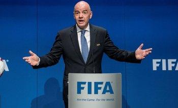 El guiño de Gianni Infantino y la FIFA a Boca por el Mundial de Clubes | Fútbol