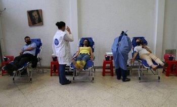 Ruiz Malec se sumó a la campaña de donación de sangre y plasma | Coronavirus en argentina