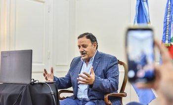 Un hombre de Quintela asumió en el Consejo Federal de Inversiones | Cambios