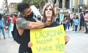 Denuncian al hombre que amenazó con ahorcar a Cristina  | Violencia