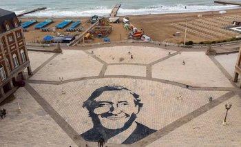 Emocionante homenaje a Néstor Kirchner en Mar del Plata | Néstor kirchner