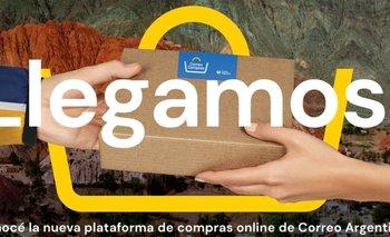 Se suman nuevas primeras marcas a la plataforma Correo Compras | Correo argentino