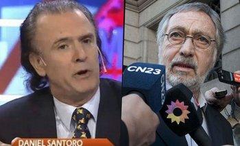 Quiénes son las personalidades que firmaron una solicitada en defensa de Santoro | Daniel santoro