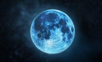 Luna azul: cuándo y cómo ver el extraño fenómeno astronómico | Espacio exterior