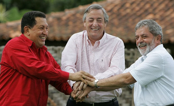 Néstor significó unidad latinoamericana | Homenaje a néstor kirchner