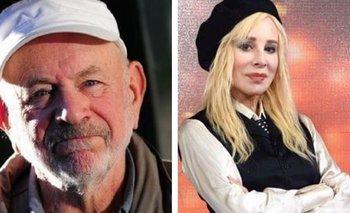 Norman Briski criticó muy fuerte a Nacha Guevara, su ex esposa | Farándula