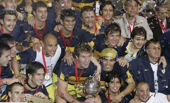 Un multicampeón con Boca mostró sus ganas de retirarse en el club   Fútbol