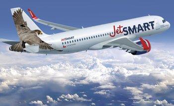 La low cost Jetsmart confirmó que reanuda vuelos desde Ezeiza | Transporte