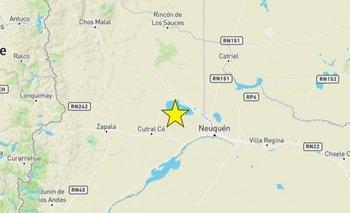 Un fuerte temblor sacudió Neuquén: esperan réplicas | Fenómenos naturales
