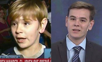 Casey Wander reapareció en TV para recordar a Néstor Kirchner | Homenaje a néstor kirchner