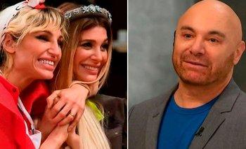 MasterChef: Stefy incomodó a Germán con una pregunta sobre Vicky | Televisión