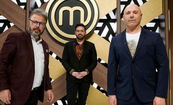 Telefe decidió un sorpresivo cambio de formato MasterChef Celebrity | Rating