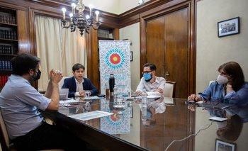 Kicillof firmó convenios de obras para 44 distritos | Provincia