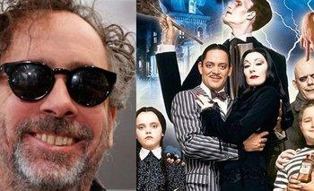 Netflix: Tim Burton hará una serie sobre Los Locos Addams | Series