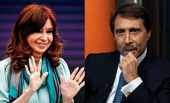 Sorpresivo: Feinmann halagó una decisión de Cristina Kirchner   Televisión