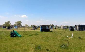 Guernica: Quedan 1300 personas que serán desalojadas el fin de semana | Toma de tierras