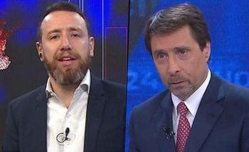 La picante chicana de Facundo Pastor a Eduardo Feinmann | Televisión