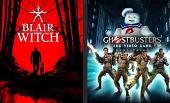 Juegos gratis Epic Games: cómo descargar Ghostbusters y Blair Witch | Gaming