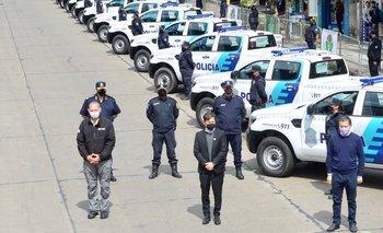 Kicillof puso en marcha el Plan Integral de Seguridad  | Provincia