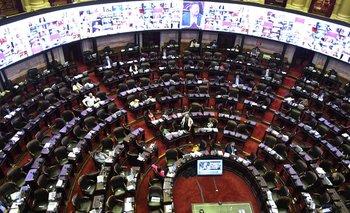 Diputados aprobó los cambios en la coparticipación | Policía de la ciudad