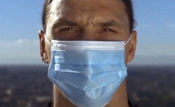 VIDEO: Otro particular mensaje de Ibrahimovic contra el coronavirus | Fútbol
