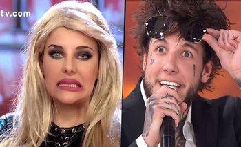 Tiembla MasterChef: Charlotte Caniggia escrachó a su hermano Alex | Masterchef celebrity