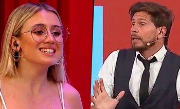 Morena Beltrán dejó en ridículo al Pollo Vignolo por el caso Villa | Boca juniors