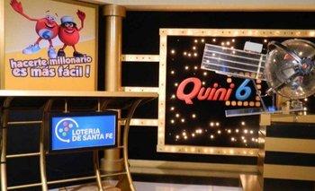 Quini 6: es albañil, estaba desocupado y ganó 50 millones de pesos   Quiniela