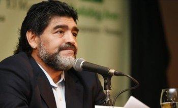 Nefasta cobertura de TN: usaron un drone para filmar el cuerpo de Maradona | Murió diego maradona