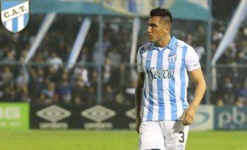 Atlético Tucumán: el curioso corte de pelo de un jugador fue furor en redes | En redes