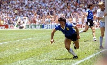 Los 10 mejores goles de Diego Maradona en su historia | El 10 cumple 60 años