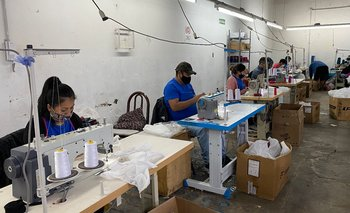 Cooperativas textiles: de la esclavitud a la autogestión | Economía popular