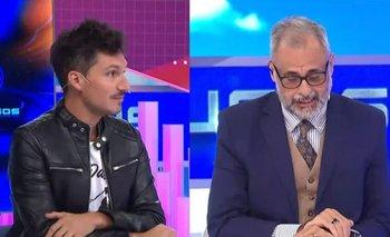 La emotiva despedida de Guido Záffora de Intrusos   Televisión