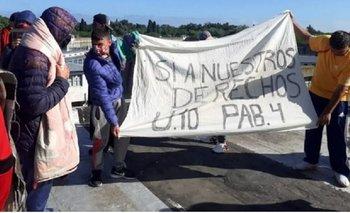 Protesta de presos en distintos penales en pedido de visitas | Coronavirus en argentina