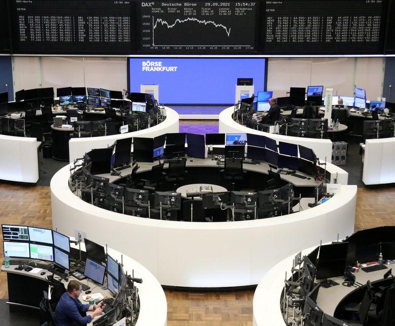 Las bolsas europeas tocan mínimos de dos meses por el temor a la inflación | Mercados