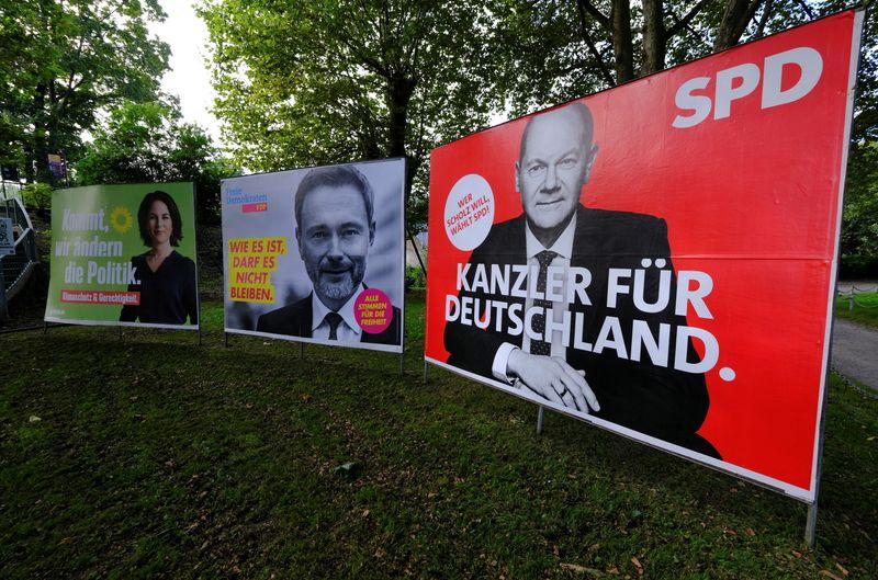 Verdes y liberales alemanes se reúnen de nuevo para negociar coalición  | Alemania