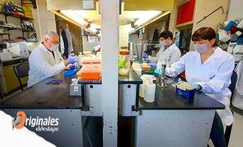Resultados alentadores de la vacuna que desarrolla el I. Leloir   Ciencia