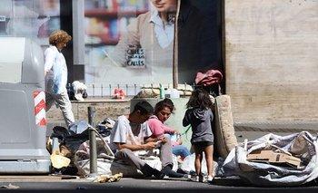 El Congreso busca consagrar derechos de personas en situación de calle | Congreso de la nación