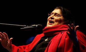 Doce años sin Mercedes Sosa: la voz que nunca se apagó   Música