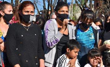 """Villa 31: familias desalojadas """"están en la calle"""" y """"algunas en paradores""""   Violento desalojo"""