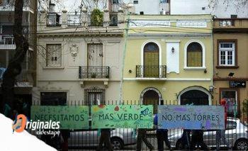 La Ciudad de Buenos Aires, cada vez más gris cemento | Ciudad de buenos aires