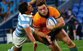 Los Pumas pierden categóricamente en la última fecha  | Rugby