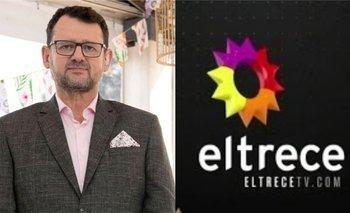 Christophe Krywonis le recriminó a El Trece una promesa no cumplida   Televisión