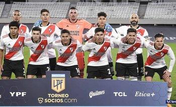 Gallardo definió la formación de River para jugar ante Boca   Superclásico