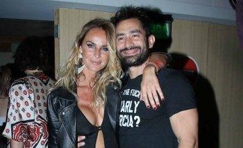 Fuertes imágenes de Sabrina Rojas y el Tucu López a los besos   Farándula