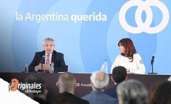 Cristina y Alberto cierran filas para frenar la ofensiva golpista del macrismo | Panorama político