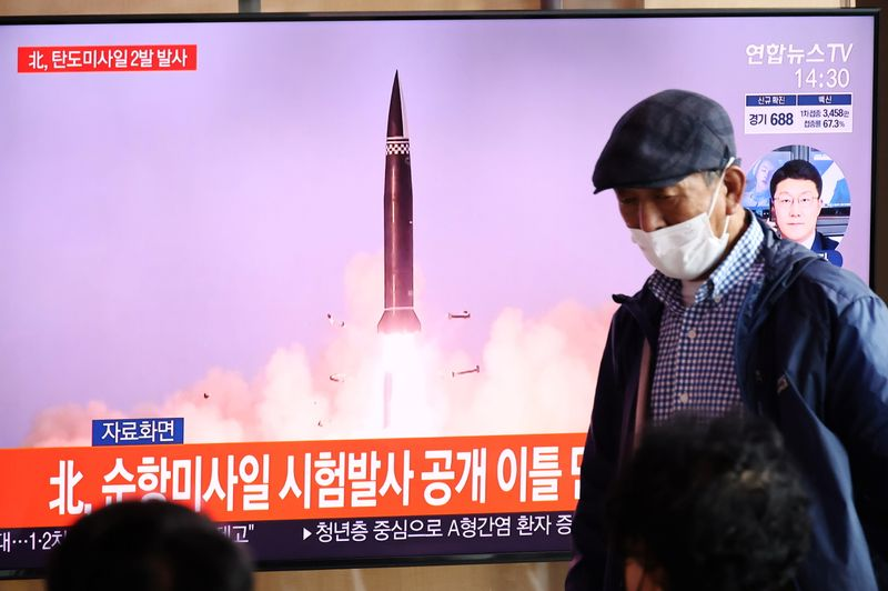 Corea del Norte acusa a ONU de doble estándar en pruebas de misiles | Corea del norte